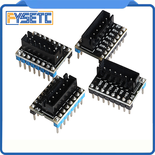 3D Printer Board Adapter Module External High Power Switching Module For Microstep Driver For Lerdge 3D Printer Board