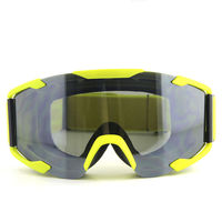 Top Fashion Motocross Goggle Motorcycle Transparent Lens Glasses Dust Proof Motos Gafas Casque Ski Goggles For