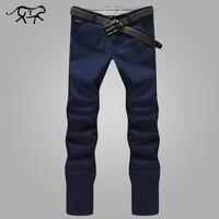 Free Shipping 2016 New Men Pants Fashion Casual Pants Men New Design High Quality Cotton Mens