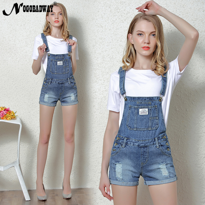 0f66b7fd26 Short Denim Jumpsuit Rompers For Women Summer Jeans Overalls Casual Shorts  Playsuits Slim Dungarees Femme 2018 New-in Rompers from Women s Clothing on  ...