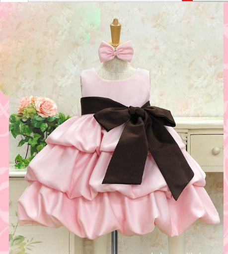 Childrens Birthday Party Dress Korean Christmas For New Year 2 6 Old Girl Is Wearing No 02 With Free Shipping In Dresses From Mother
