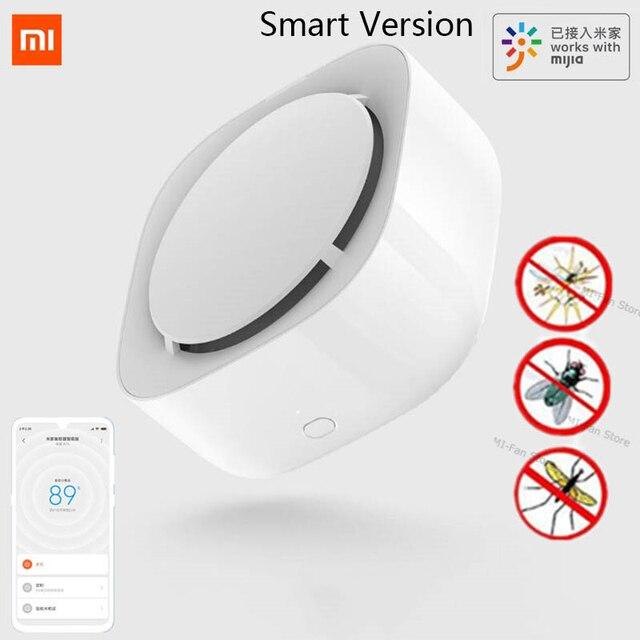 2019 del nuovo Xiaomi Norma Mijia Repellente Della Zanzara Assassino Versione Del Telefono Intelligente timer interruttore con la luce del LED uso 90 giorni di Lavoro in mihome AP