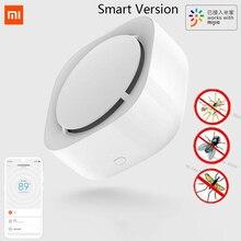 Xiaomi Repelente mijia Mosquito killer, novo, versão inteligente 2019, interruptor com cronômetro de telefone, com uso de luz LED, 90 dias de trabalho, ap mihome