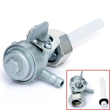 цена на Mayitr On/Off Fuel Valve Switch Shut Off Valve Tap Gasoline Generator Fuel Tank Switch Generator Engine Oil Tank Replacement