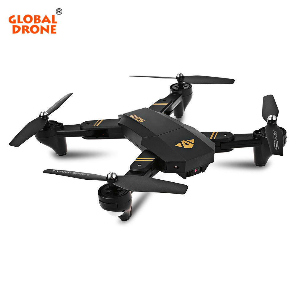 Global Drone With Camera XS809 RC Drone Fpv Dron Phone Control Rc Helicopter Phone Control Toy For Kids Foldable Drone