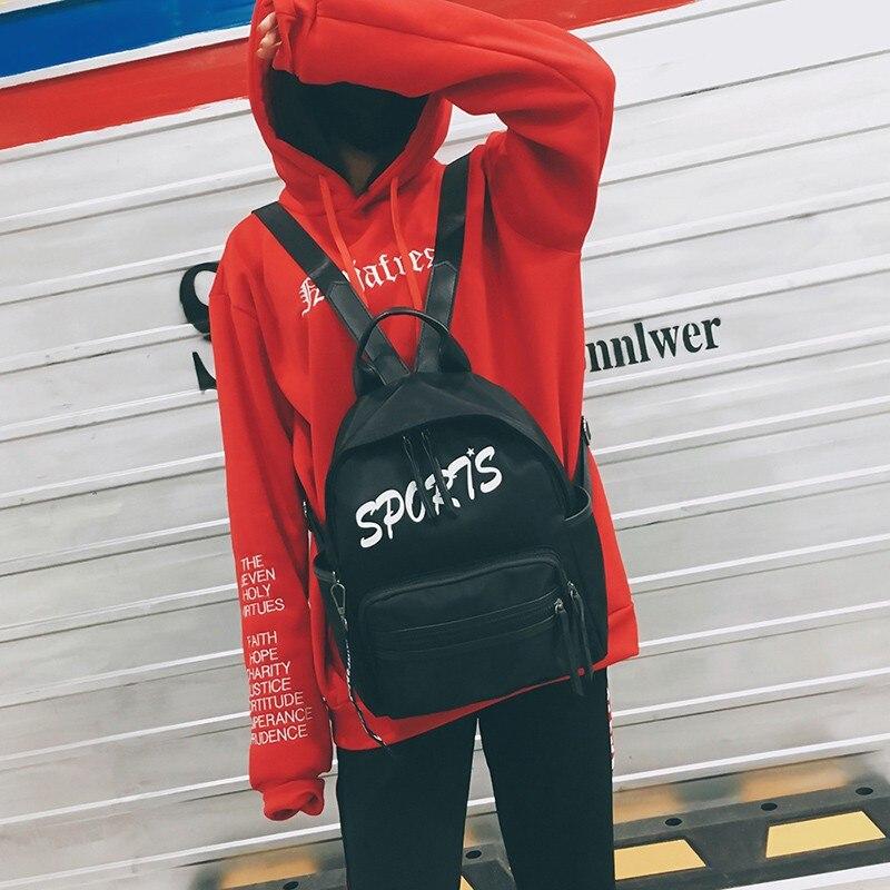 Viaggio Sport Femminile Coreano Retro Di Nuovo Notebook Da Per All'aperto 2 Borse Borsa Scuola Tenuta A Tela 1 Sul Zaino SZq5wwx6a