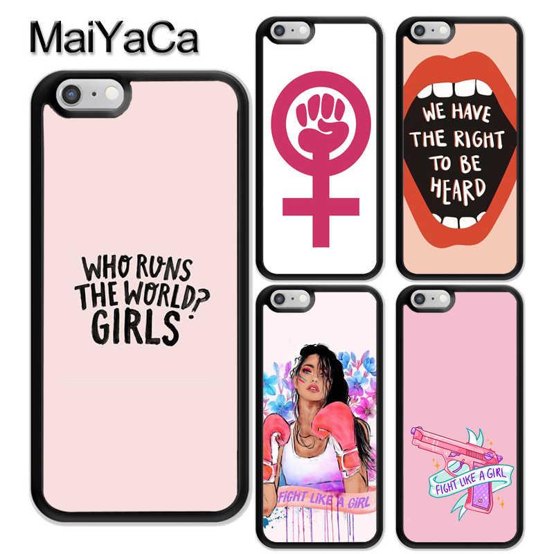 coque iphone 8 plus feminist
