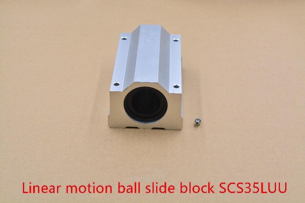 №SC35LUU SCS35LUU rodamiento 35mm rodamiento lineal bloque ...