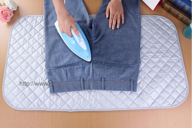 50 stücke hause eisen Überall kleidung trockner bügeln matte pad