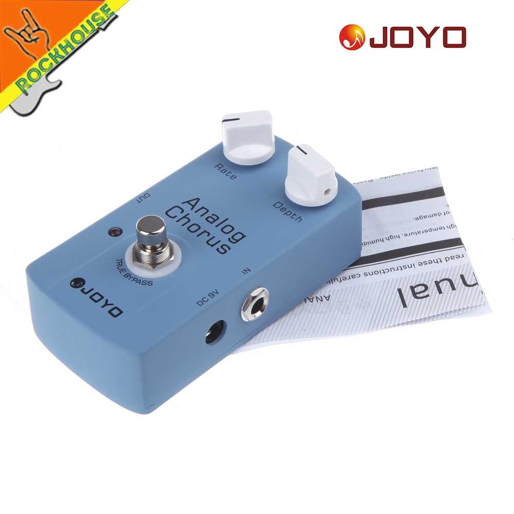 JOYO Analoog refrein Gitaareffecten Pedaal Klassiek refrein Stompbox - Muziekinstrumenten - Foto 6