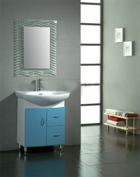 2011 hot sale bathroom cabinet with CE from factory