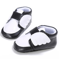 Cute Baby Shoes kids Baby shoes Soft First Walkers Toddler Boy Girl Newborn Wing Shoes First Walker Spring Autumn Baby Shoes