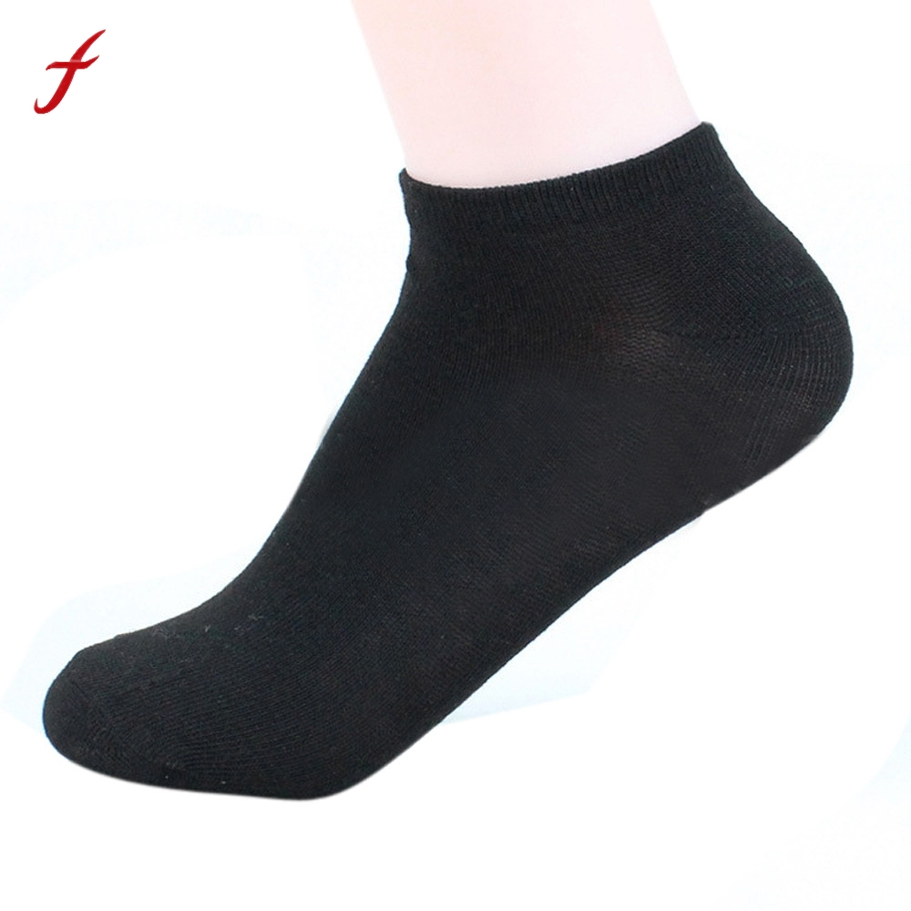 Cotton Autumn Winter Casual Soft Ankle Sock Short Sock Boat Sock Low Cut Sock