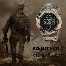 OTS Mens Military Watches Top Brand Luxury Digital Sport Men Sport horloge man Led clock Relogio Masculino Wristwatches For Men