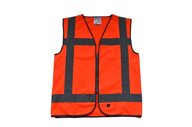 High Reflective Vest High Visibility Vest Safety Soft Ve's't fluorescence yellow high visibility