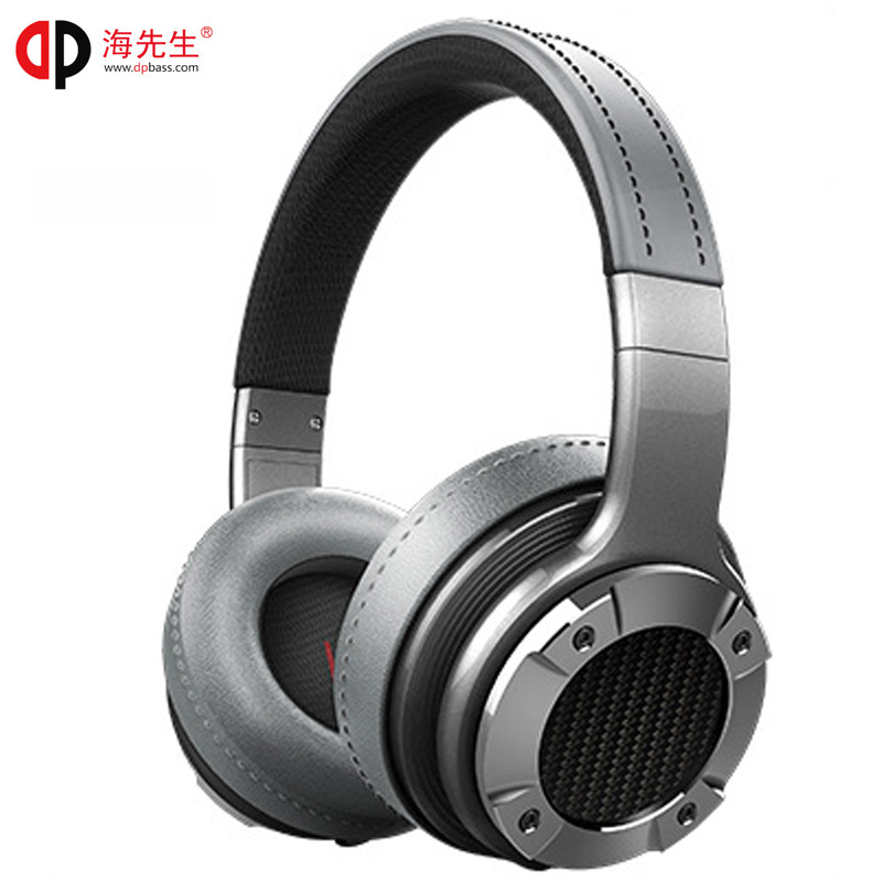 DP 508B Wireless Bluetooth Headphones Over-Ear Noise Cancelling HiFi Stereo Headset with Microphone for Mobile Phones wireless bluetooth headset mini business headphones noise cancelling earphone hands free with microphone for iphone 7 6s samsung