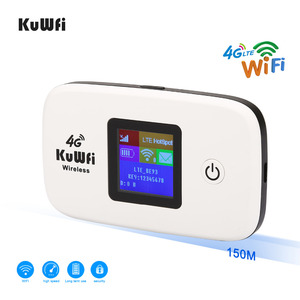 Image 3 - Unlocked 150Mbps Car 4G Wireless Router 4G Modem Hotspot Pocket Router With Sim Card Solt Wi fi Router Up To 10 Wifi Users