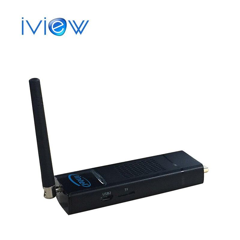Livraison gratuite Intel Z8300 TV bâton Mini PC 4G 64G windows 10 TV Bâton Dongle soutien KODI XBMC WiFi Bluetooth 4.0 Quad Core 1080 P