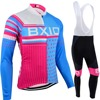 Bxio Women S Cycling Jersey Breathable Winter Thermal Fleece Bicycle Jerseys Warm Bike Long Sleeve Equipamentos