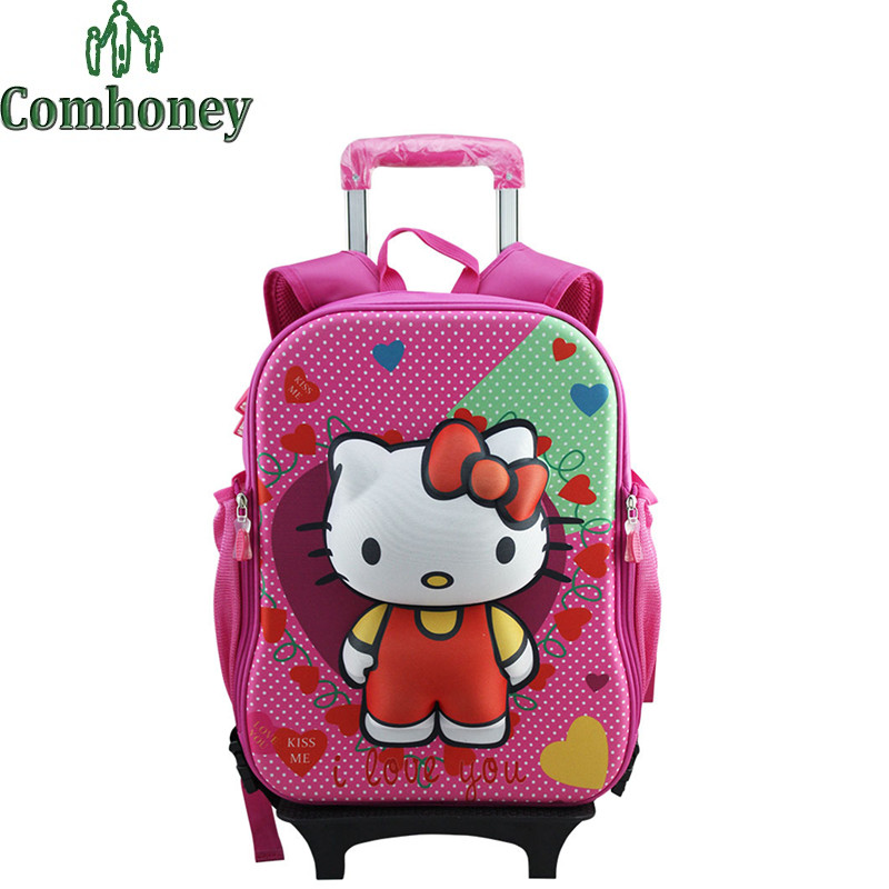 Popular Kids Hello Kitty Luggage-Buy Cheap Kids Hello Kitty ...