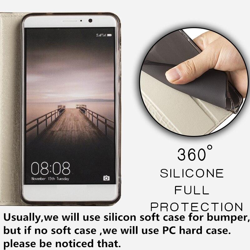 Image 5 - For OPPO Reno Langsidi Genuine Leather Business Phone Case For  OPPO RX17 Neo OPPO RX17 Pro Realme 3 Pro Realme x Flip Case CoqueFlip  Cases