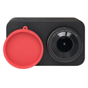 Image 4 - Funda protectora de silicona para Xiaomi Mijia 4K, accesorios para Cámara de Acción