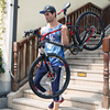 New Brand Carbon Fiber 27 Speed 26 Inch Shiman0 M370 Hydraulic Disc Brake Mountain Bike Outdoor