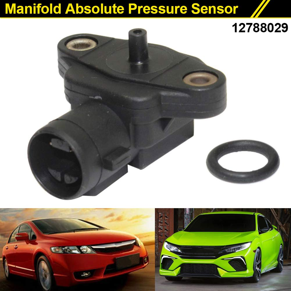 Map Sensor In Car: Car Partment MAP Sensor For Honda Accord CR V Odyssey