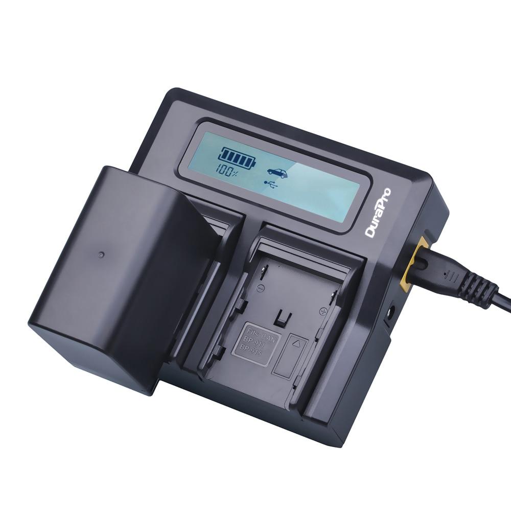 1 x 8400mAh BP-970G BP 970G BP-975 Batteries + LCD Dual Quick Charger Kits for Canon EOS C100,Mark II, EOS C300, XF100, XF105 canon bp 970g