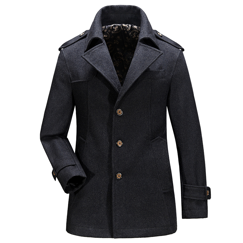 2015 New Winter Wool & Blends Brand Men Suits Dress Jackets Men ...