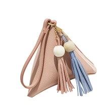 Мини треугольный женский клатч, сумочка на руку, ремешок на руку, Маленькая женская сумка, женские клатчи, повседневная посылка для телефона