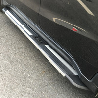 Maremlyn Aluminum Alloy Running Board Fit For Hyunday New SantaFe,Side Pedal Suitable For IX45 2013 2014 2015 2017