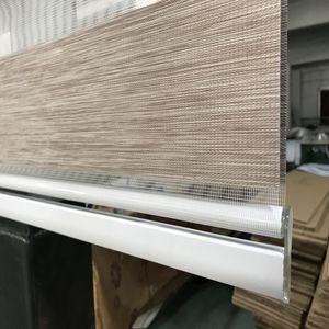 Image 5 - Stores à rouleau zèbre à Double couche