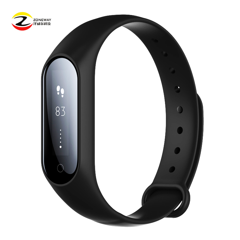 2017 Y2 plus Smart Heart Rate smart band Smart Bracelet  y2 plus  life Waterproof Smart Wristband  For Ios Android VS ID115