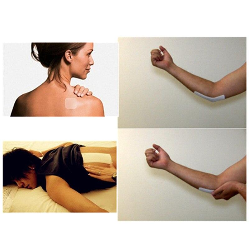 10pcs/box SALONPAS Pain Relieving Patch Relief Back Muscle Pain Balm Plaster 5