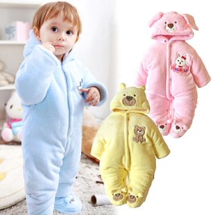 Baby Clothes Female Baby Clothes Winter Boys Clothing 0 1 Year Old 1