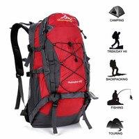 40L Waterproof Travel Hiking Backpack Outdoor Sports Bag Camping Climbing Bag Men Women Trekking Mountaineering Cycling Dayback