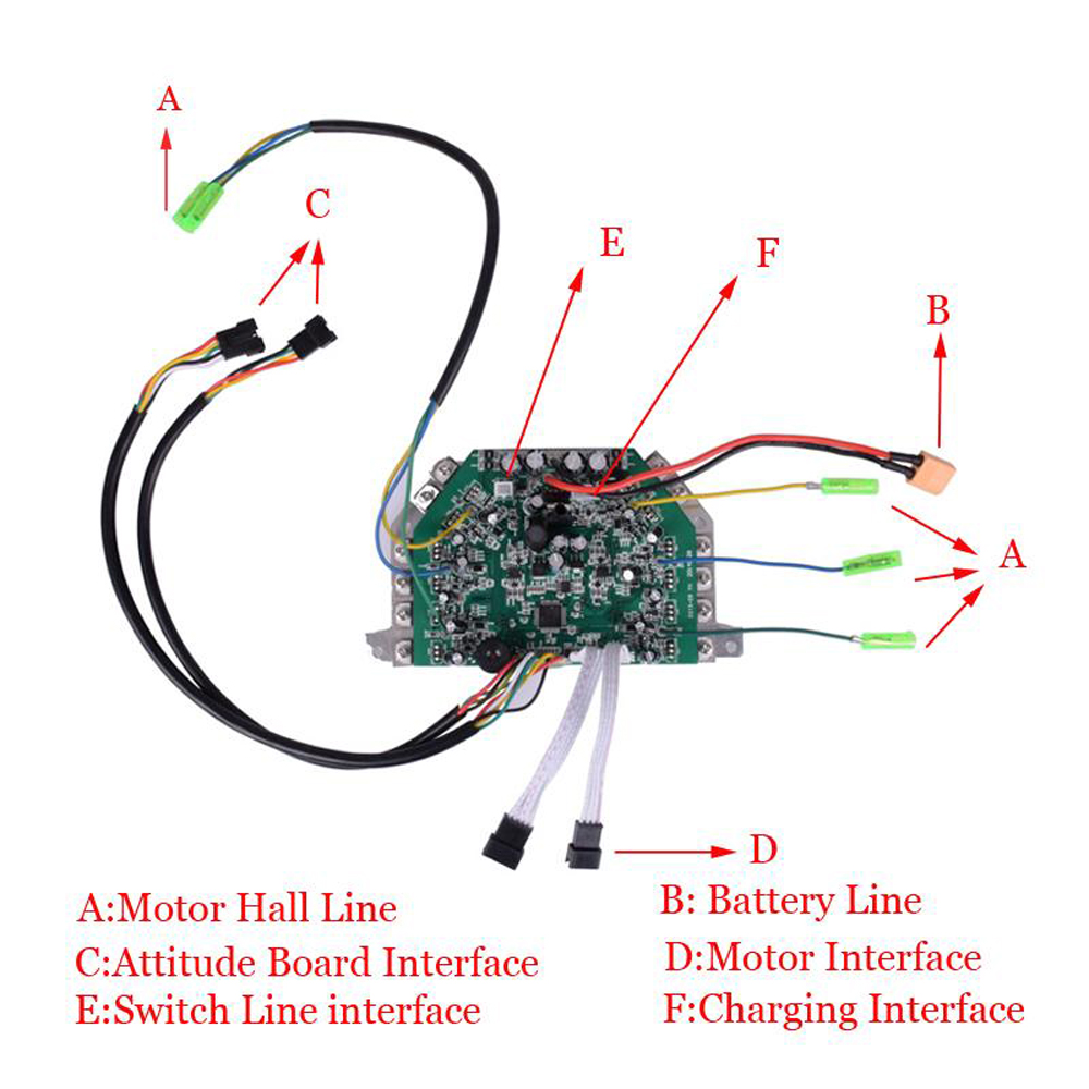 Hoverboard Plans Hoverboard Circuit Diagram On Hoverboard Images Free Download