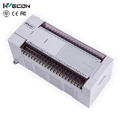 Wecon 48 Points Plc Intelligent Switch Control Cabinet LX3VP-2424MR-A