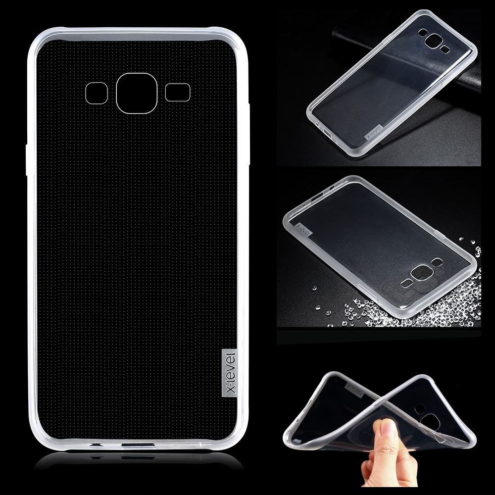 82d1f77408 For Samsung Galaxy J7 Neo Nxt X Level Brand Ultra Thin TPU Antislip ...