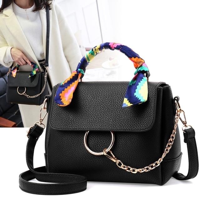 Aliexpress.com : Buy Brand Good Leather women messenger bags ...