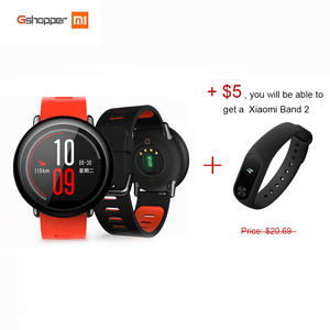 29ee735752fc Xiaomi Heart Rate Monitor GPS For Android AMAZFIT IOS Bluetooth 4.0