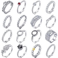 30 стилей, кольцо с кубическим цирконием, модные свадебные ювелирные изделия, Женское Обручальное кольцо, женское Брендовое кольцо с хрустальной короной, вечерние, подарок