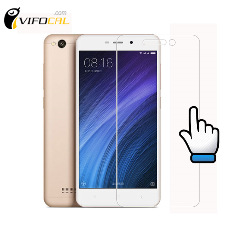 Xiaomi Redmi 4A Tempered glass 5.0 inch 9H 2.5D Premium Screen Protector Film For Xiaomi Redmi 4A Pro Global Version