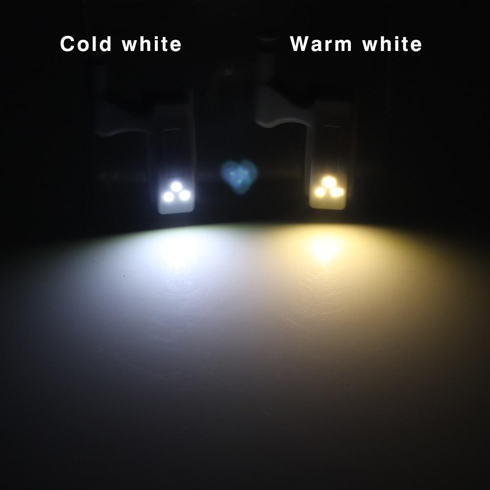 Светодиодный светильник BORUiT, 10 шт., с датчиком движения