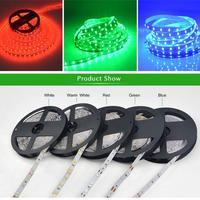 -Водонепроницаемый IP20 300 Светодиодные ленты свет 12 В DC белый/теплый белый/красный/зеленый/синий/желтый гибкие ленты Светодиодные ленты SMD 5630 ...