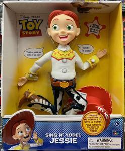 Image 2 - Pixar Original Toy Story 4 Viele Hee Woody Reden/Singen Jessie PVC Action Figure Sammeln Modell Geschenk Elektrische Plüsch spielzeug