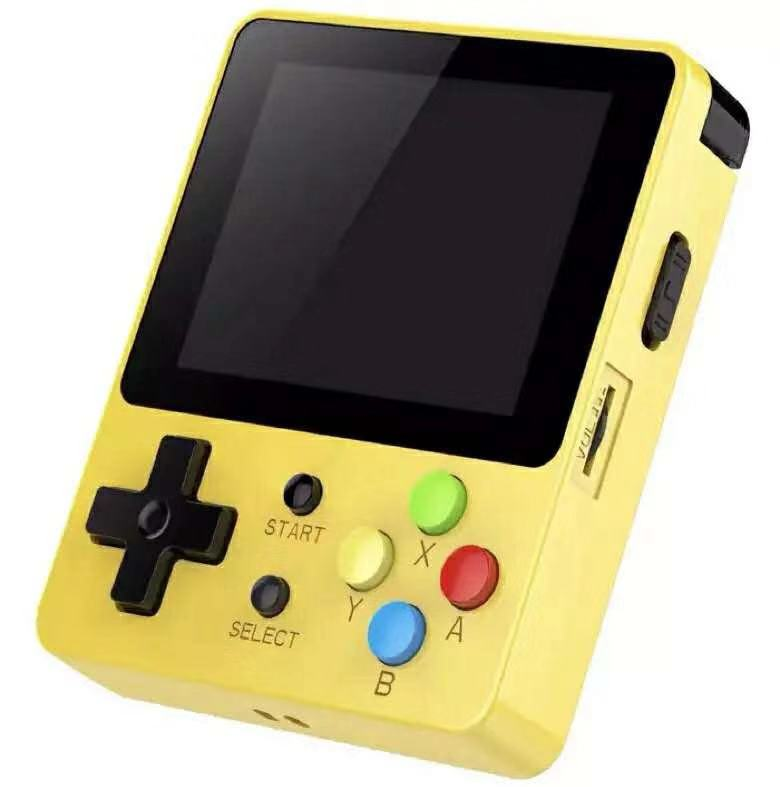 LDK game 2 6inch Screen Mini Handheld Game Console Nostalgic Children Retro game Mini Family TV
