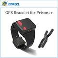 À prova d' água GPS Prisioneiro Pulseira Pulseira Cut-off-à prova de Tempo de Espera 12 dias de Alarme GSM GPRS GPS Rastreamento de Consulta APN Automaticamente
