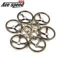 Ace скорость-Алюминиевый руль брелок брелок JDM стиль для sparco стиль брелок Nos брелок диаметр 40 мм